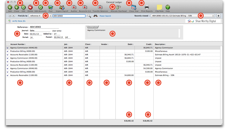 Accounting software for growing businesses.